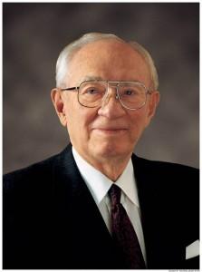 Pres. Gordon B Hinckley Mormon Prophet