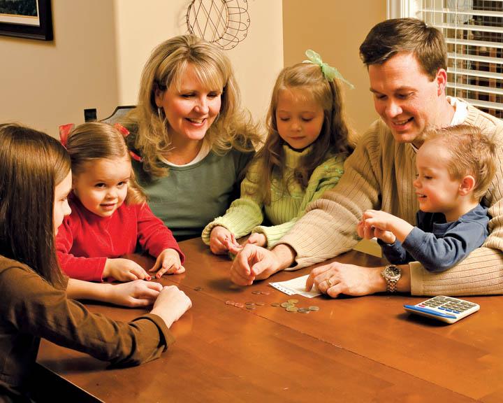 Mormon Family Home Evening