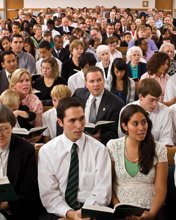 Mormon cult ?
